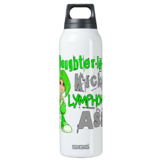 Daughter-In-Law Kicked Lymphoma 42.9 Insulated Water Bottle