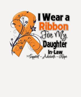Daughter-in-Law - Leukemia Ribbon Shirt