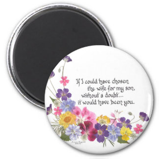 Daughter-in-Law Magnets