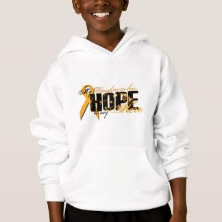 Daughter-in-law My Hero - Leukemia Hope Hoodie