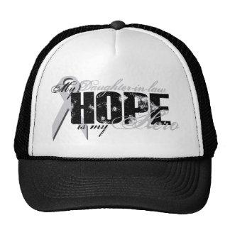Daughter-in-law My Hero - Lung Hope Trucker Hat