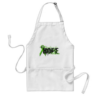 Daughter-in-law My Hero - Lymphoma Hope Adult Apron