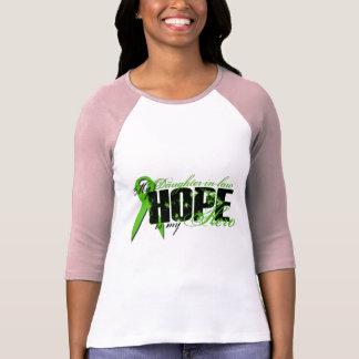 Daughter-in-law My Hero - Lymphoma Hope T-Shirt
