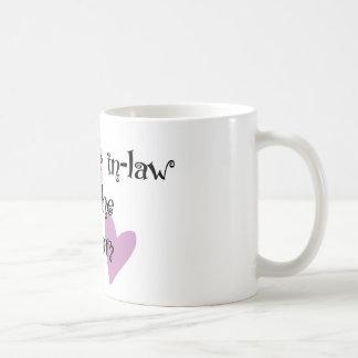 Daughter In-law of the Groom Coffee Mug