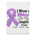 Daughter-in-Law - Pancreatic Cancer Ribbon iPad Mini Cover