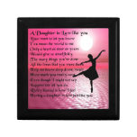 Daughter in Law Poem - Ballerina Jewelry Box<br><div class='desc'>A great gift for a daughter in law.</div>