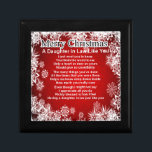 "Daughter in Law Poem - Christmas Design Gift Box<br><div class=""desc"">A great gift for a daughter in law at christmas.</div>"