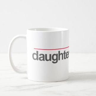 """DAUGHTER-IN-LAWYER"" -- COFFEE MUG"