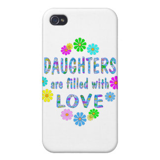 Daughter iPhone 4/4S Cases