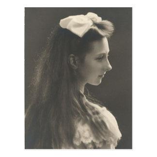 DAUGHTER Kaiser Wilhelm II of Germany #031D Postcard