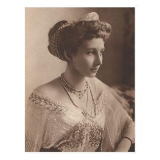 DAUGHTER Kaiser Wilhelm II of Germany #038D Postcard
