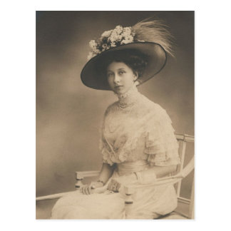 DAUGHTER Kaiser Wilhelm II of Germany #043D Postcard