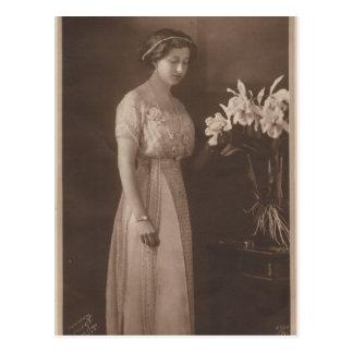 DAUGHTER Kaiser Wilhelm II of Germany #045D Postcard