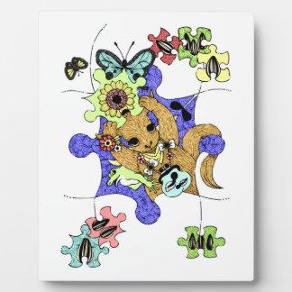 Daughter kangaroo (Daughter Kangaroo) Plaque