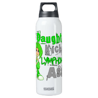Daughter Kicked Lymphoma 42.9 Insulated Water Bottle