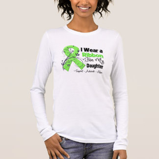 Daughter - Lymphoma Ribbon Long Sleeve T-Shirt