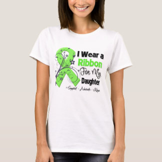 Daughter - Lymphoma Ribbon T-Shirt