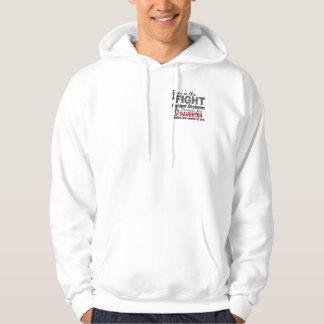 Daughter Means World To Me Diabetes Hoodie