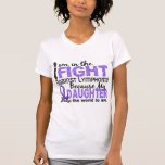 Daughter Means World To Me H Lymphoma T Shirt
