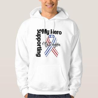 Daughter - Military Supporting My Hero Hoodie