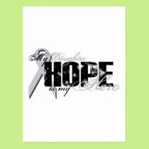 Daughter My Hero - Lung Hope Postcard