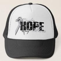 Daughter My Hero - Lung Hope Trucker Hat