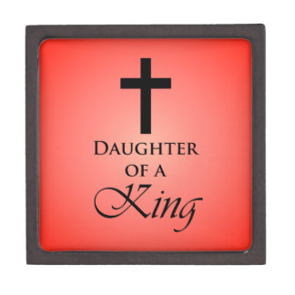 Daughter of a King Gift Box