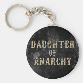Daughter of Anarchy Keychain
