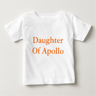 Daughter of Apollo Baby Top T-shirt