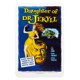 Daughter of Dr. Jekyll Magnet
