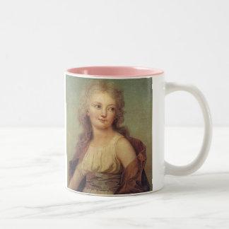 Daughter Of Marie Antoinette Coffee Mug. Two-Tone Coffee Mug