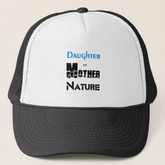 Daughter Of Mother Nature Trucker Hat