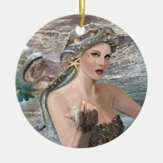 Daughter of Oceanus Ornaments