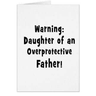 daughter of overprotective father black card