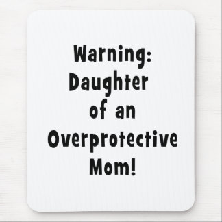 daughter of overprotective mom black.png mouse pad