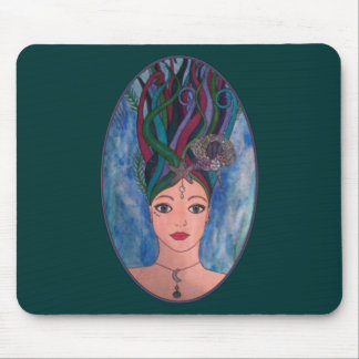 Daughter of the Deep Mouse Pad