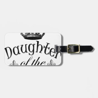 Daughter of the King Bag Tag