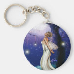 Daughter of the Moon Key Chains