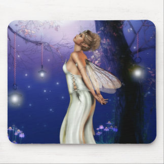 Daughter of the Moon Mouse Pad