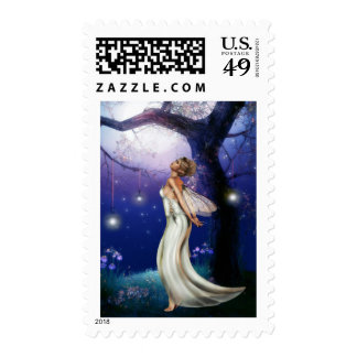 Daughter of the Moon Stamp