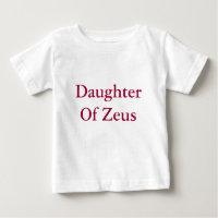 Daughter Of Zeus