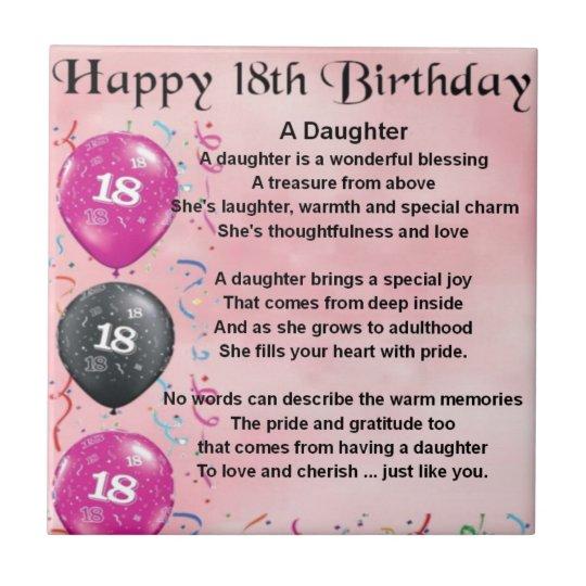 verjaardag dochter 18 jaar | verjaardag