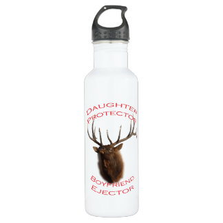 Daughter Protector 24oz Water Bottle