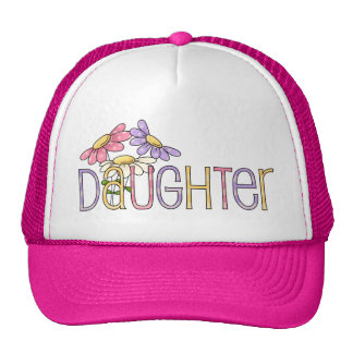 Daughter Tees and GIfts - Perfect for Mother's Day Trucker Hat
