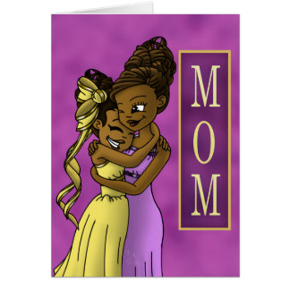 """Daughter to Mother """"Special Place in My Heart"""" Card"""
