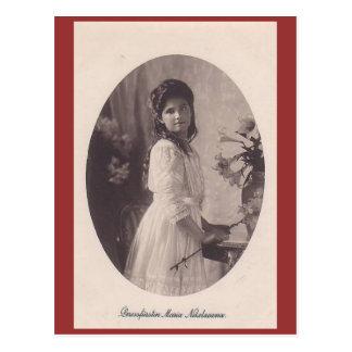 Daughter Tsar MARIE Romanov Russia #281 Post Cards
