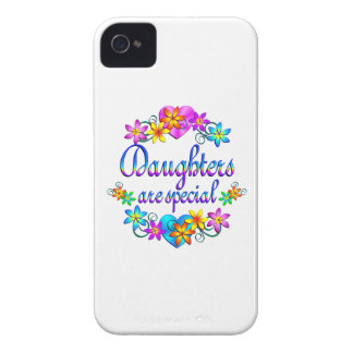 Daughters are Special iPhone 4 Cover