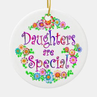 DAUGHTERS are Special Ceramic Ornament