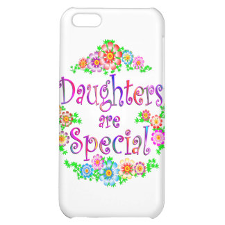 DAUGHTERS are Special Cover For iPhone 5C