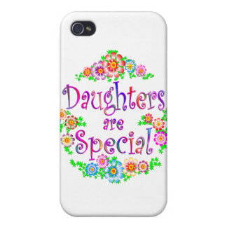 DAUGHTERS are Special Cases For iPhone 4
